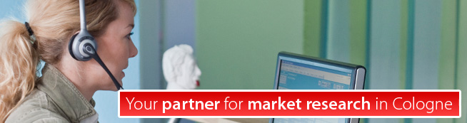 Your partner for market research in Cologne